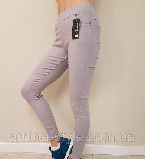 Женские классические брюки стрейч,M/L (44-48), фото 1