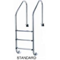 Лестница нержавеющая  для бассейна Standard,  slim, 3 ступени