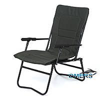 Карповое кресло Витан Белый Амур Зеленый