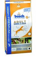 Корм Bosch (Бош)  ADULT LAMB & RISE  для собак со средней активностью Ягненок с рисом 15 кг