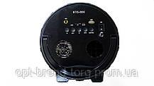 KTS-856 Беспроводной Бумбокс Bluetooth - цилиндрическая колонка, фото 3