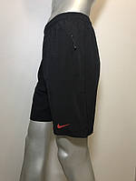 Мужские шорты Nike полубатал из микрофибры  копия