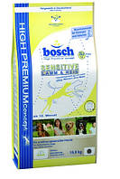 Корм Bosch (Бош)  ADULT FISH & POTATO  для собак со средней активностью Рыба с картофелем 1 кг