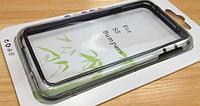 Черный силиконовый бампер для Samsung Galaxy S5 , фото 1