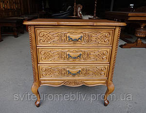 Комод деревяний в стилі Людовік XVI
