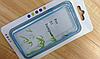 Голубой силиконовый бампер для Samsung Galaxy S5