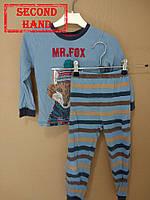 Пижама на мальчика 92/2года. Весна, осень;