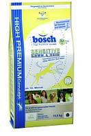 Корм Bosch (Бош)  ADULT FISH & POTATO  для собак со средней активностью Рыба с картофелем 15 кг