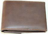Маникюрный набор, 9 предметов, коричневый в форме бумажника, фото 8