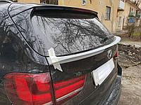 Спойлер багажника BMW X5 в кузові F15 2013+ р. в. стиль Renegade