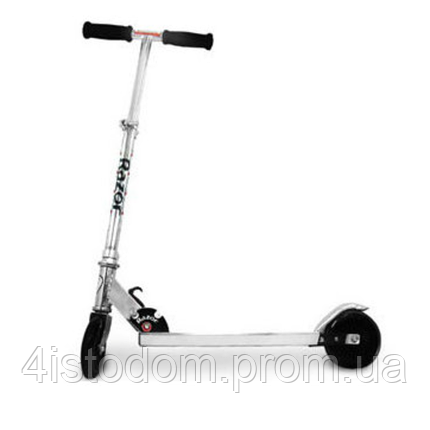 Самокат Razor Scooter A125 AL GS CLEAR BLACK, фото 2