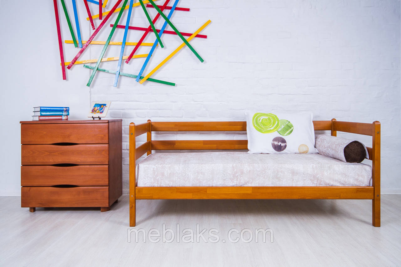 Детская кровать Амели Экстра 70х140 см. Аурель (Олимп)