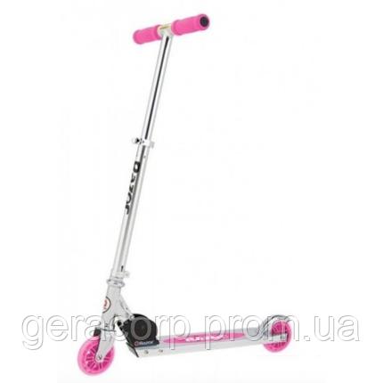 Самокат Razor Scooter A125 AL GS pink, фото 2