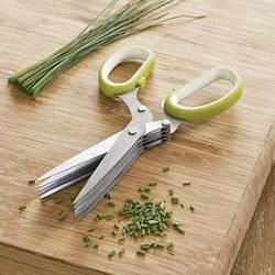 Ножницы для зелени 5 лезвий