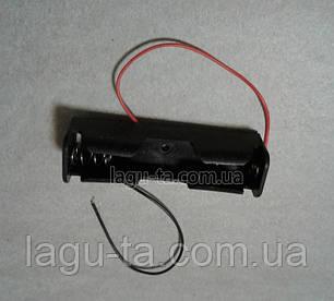 Кассета для аккумулятора 18650 одноместная, фото 2