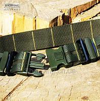 Ремень тактический Олива LC2 MOLLE Усиленный, фото 1
