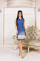 Женское летнее платье 5085 ИК, фото 1