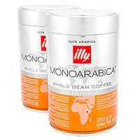 Кофе Illy Monoarabica Ethiopia  зерно 250 гр
