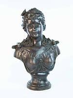 Статуэтка девушка бронза