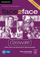 Face2Face Second Editon Upper-Intermediate Classware DVD-ROM