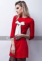 """Платье """"Коко"""" 50 Красный"""
