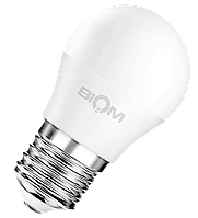 Світлодіодна лампа ВТ-563 G45 7W E27 3000K
