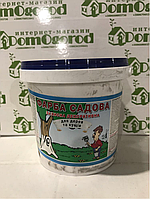Краска садовая ТМ «Торговый дом ЛКМ» 1.4 кг