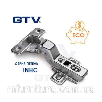 Петля GTV. Внутренняя с доводчиком (ZM-INHC070BEO)