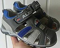 Босоножки сандали для мальчика 30-18.5см в наличии