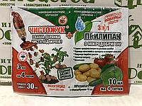 ЧИСТОЖУК 3мл + Прилипатель 10мл на 4 сотки от жука