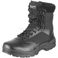 Ботинки Mil-Tec Tactical boot Zipper YKK Black 46 12822102 (12822102  46)