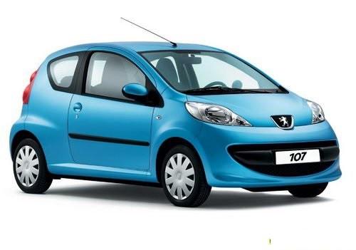 Peugeot 107 (06.2005-)