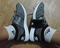 Кроссовки Adidas Ultra Boost. Мужские кроссовки беговые. Реплика