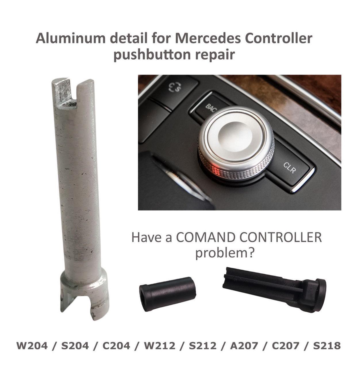 Ремкомплект джойстика центральной консоли Mercedes-Benz