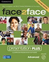 Face2Face Second Editon Advanced Classware DVD-ROM