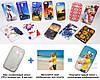 Печать на чехле для Samsung s6102 Galaxy Y Duos (Cиликон/TPU)