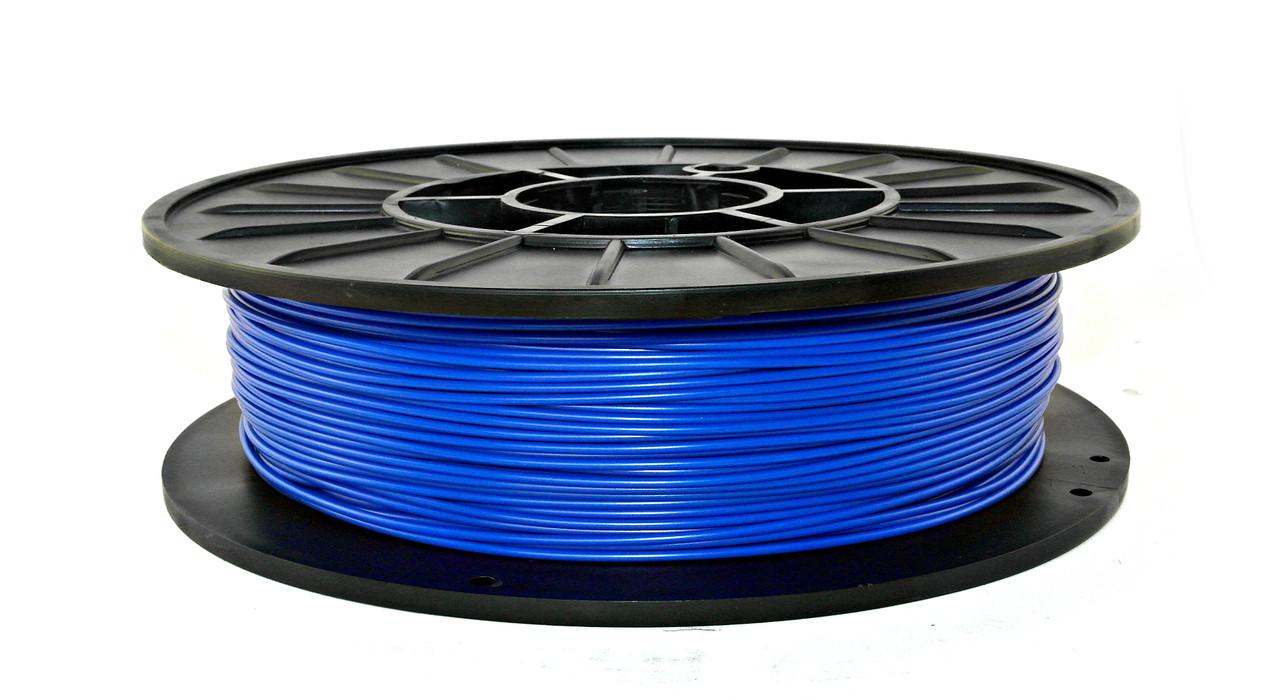 Нить ABS-X (АБС-X) пластик для 3D принтера, Синий (1.75 мм/0.5 кг)