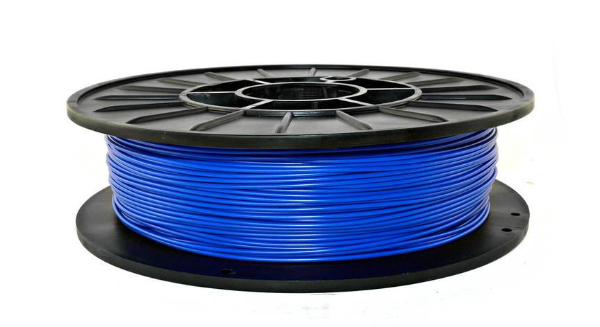 Нить ABS-X (АБС-X) пластик для 3D принтера, Синий (1.75 мм/0.5 кг), фото 2