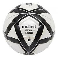 Мяч футбольный Molten F5G4800-KS + сертификат на 50 грн в подарок (код 112-4440)