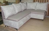 Кухонные уголки с подушками раскладной механизм дельфин