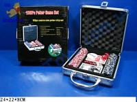 Игра покер в чемодане подарочный набор