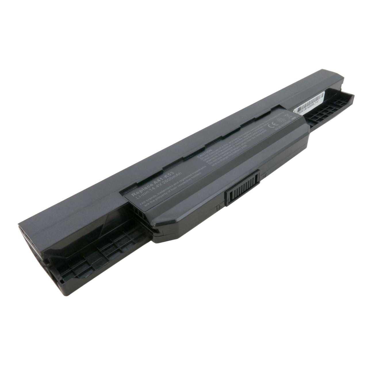 Аккумулятор для ноутбуков Asus K53 (A32-K53) 14.4V 2600mAh Extradigital