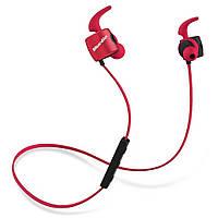 Bluetooth-наушники Bluedio TE (красные)