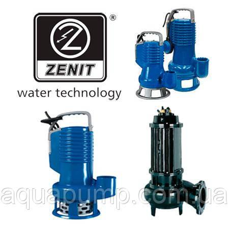 Перемотка дренажно-фекальных насосов Zenit