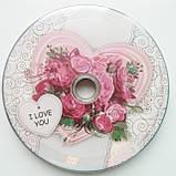 DVD-R VIDEX, Весілля, I love you, x16, bulk-10, фото 5