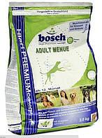 Корм Bosch (Бош) ADULT MENUE для взрослых собак 3 кг