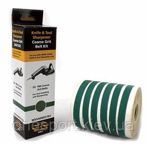 Запасные ленты WSKTS P80 Aluminum Oxide (6 лент) к точилке Darex Work Shar (код 161-5647)