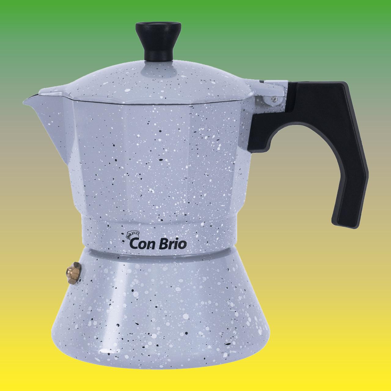 Гейзерная кофеварка, индукционная на 150 мл.
