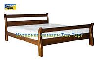 Кровать Монреаль, цвет орех 1600х2000мм Ольха