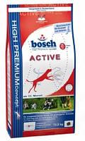 Корм Bosch (Бош) ACTIVE для взрослых собак 3 кг